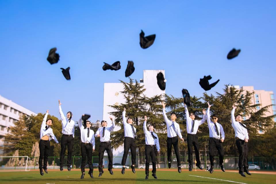 再见了,我的大学